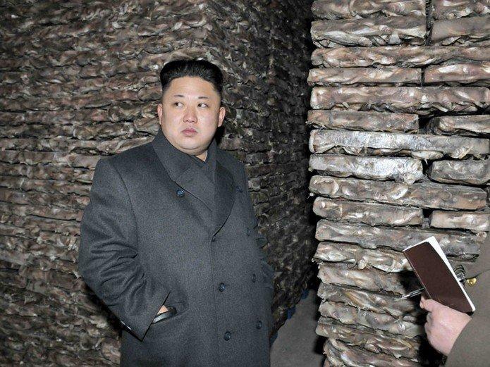 Корреспонденты пока немогут отправиться наядерный полигон вКНДР из-за непогоды