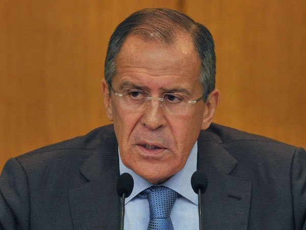 Лавров обосновал, что обвинения Запада против РФ поСирии несоответствуют реальности