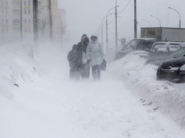 ВНовый год вМоскве будет холодно ибесснежно