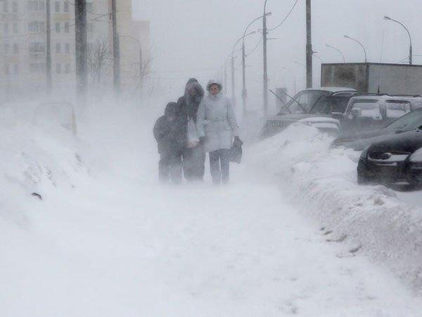 Морозы вПодмосковье побили рекордную планку в36 градусов