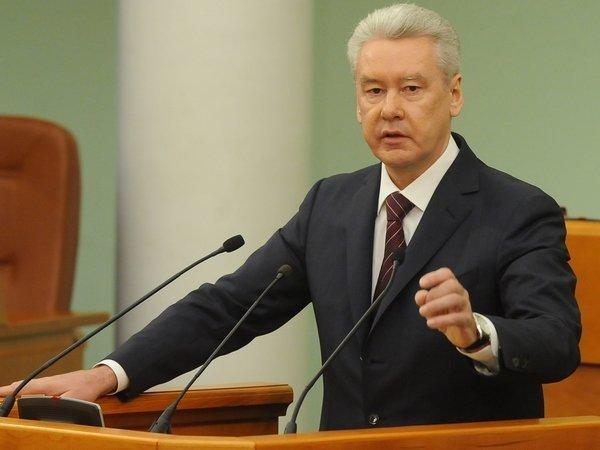 Собянин пойдет навыборы без «Единой России»