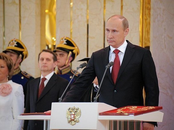Путин расценил результаты выборов в Государственную думу как аванс