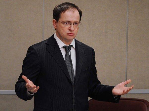 Ведущая польского ТВ нахамила министру культуры РФ Мединскому