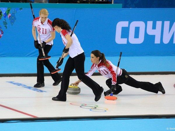 Русские керлингистки победили шведок ивышли вфинал чемпионата мира в КНР