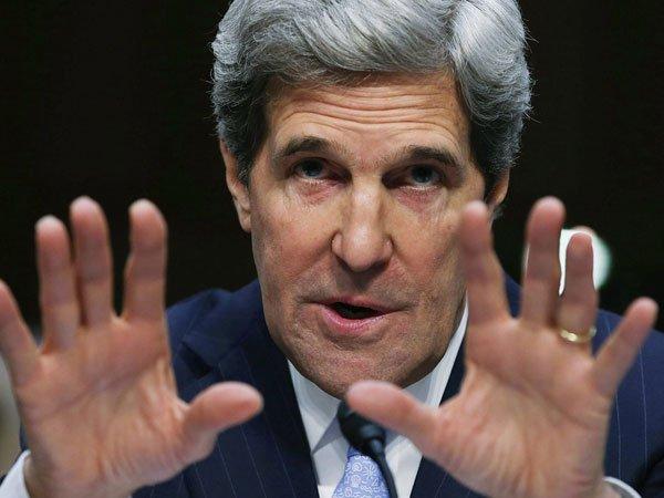 Взрывы произошли вдипломатическом районе Кабула после визита Джона Керри