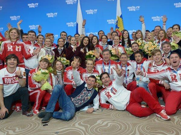 Неменее 200 русских спортсменов смогут выступить наОлимпиаде