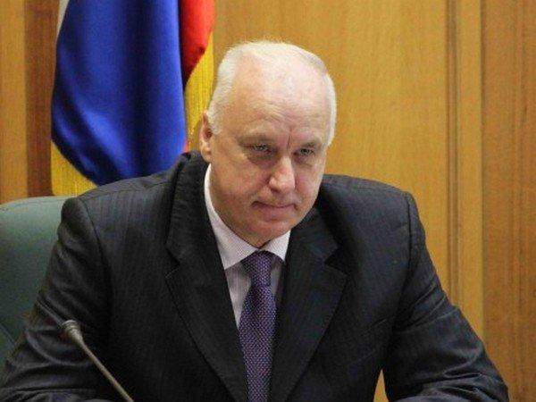 Бастрыкин предложил критиканам потренироваться наКадырове