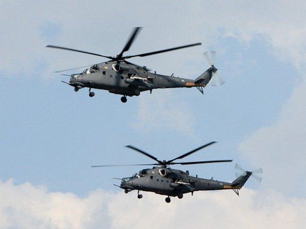 Сбитый вСирии вертолет Ми-35М оказался русским