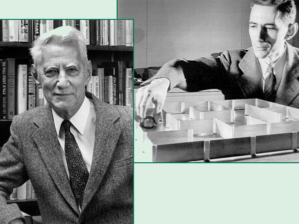 Основатель теории информации Клод Шеннон (1916-2001)