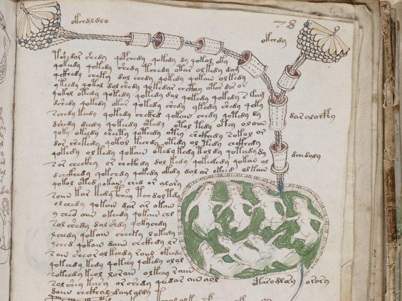Photo of Прочитана ли рукопись Войнича?
