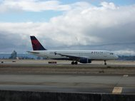 Delta Air Lines Airbus A320