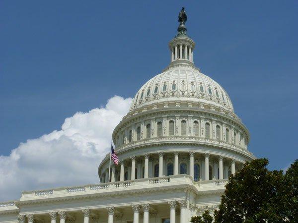 Здание конгресса Соединенных Штатов