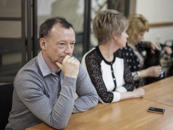 Михаил Савва. Фото: Ольга Зазуля