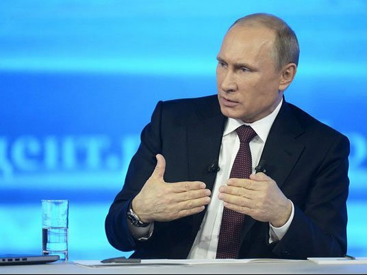 «Прямая линия» сПутиным пройдет без участия наблюдателей
