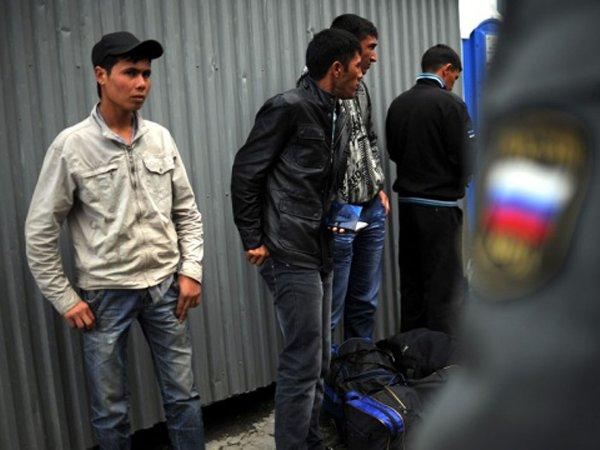 Полицейские зачистки в Пушкине после убийства местного жителя