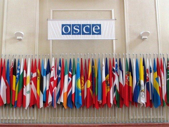 Постоянный совет ОБСЕ единогласно принял декларацию, осудив убийство послаРФ