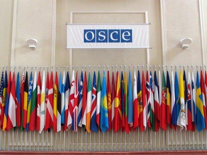 ВПА ОБСЕ Армении указали ееместо, приняв предложение Азербайджана