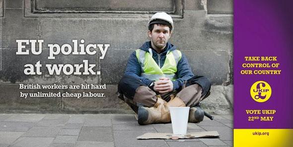 Постер Лейбористской партии