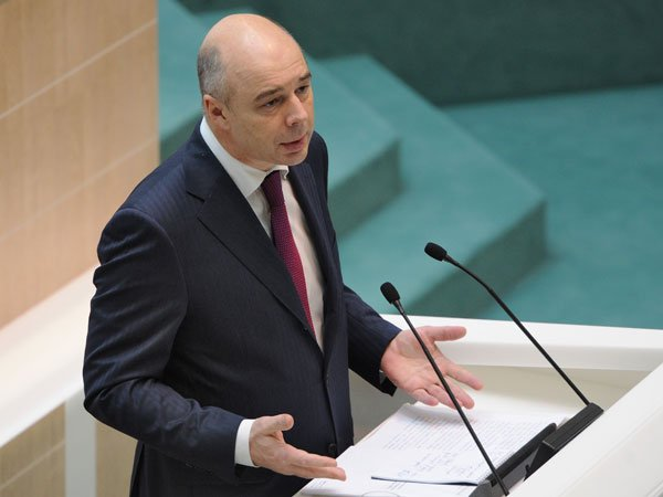 Силуанов: Ряд регионовРФ подтасовывает бюджетные параметры ради субсидий