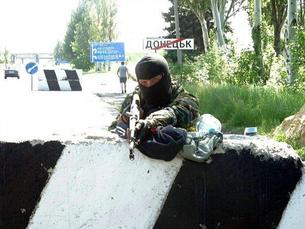 Военные ВСУ начали стрельбу из-за конфликта смирными жителями,— Приходько