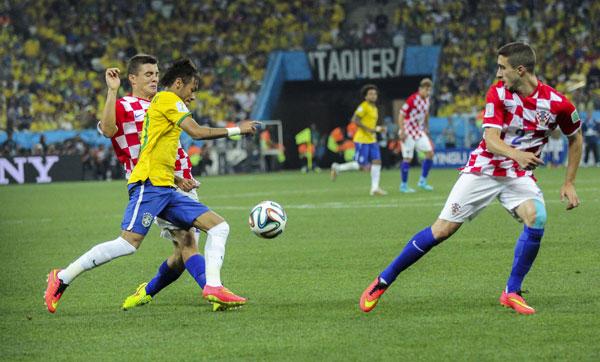 Чемпионат мира по футболу мексика харватия смотреть