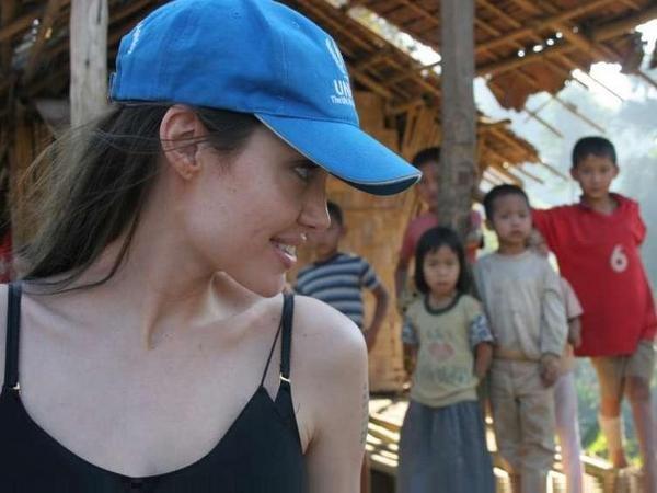 Политические амбиции Джоли назвали предпосылкой неурядиц сПиттом