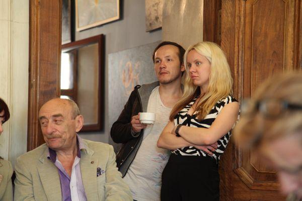 Виктор Прокофьев и Ирина Боричева