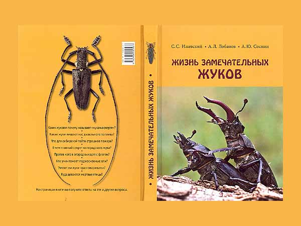 Книгу про жуков авторам пришлось издавать на свои деньги