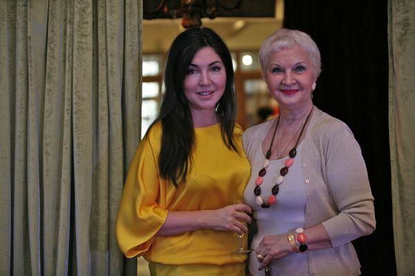 Мария Лемешева (The Hollywood Reporter) и Вера Мусатова