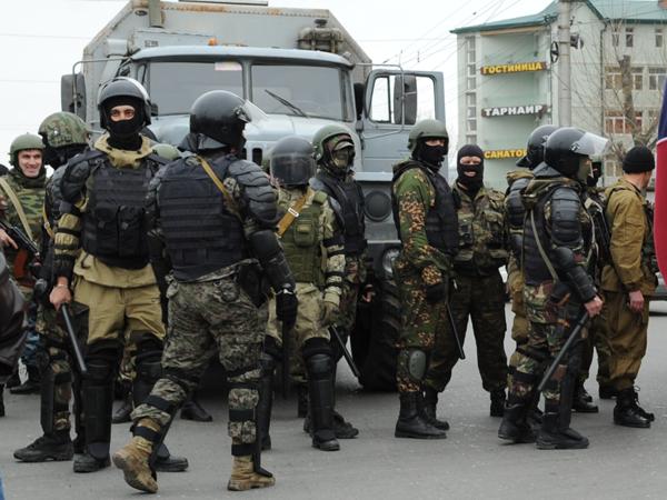Главаря банды ибоевика уничтожили вДагестане