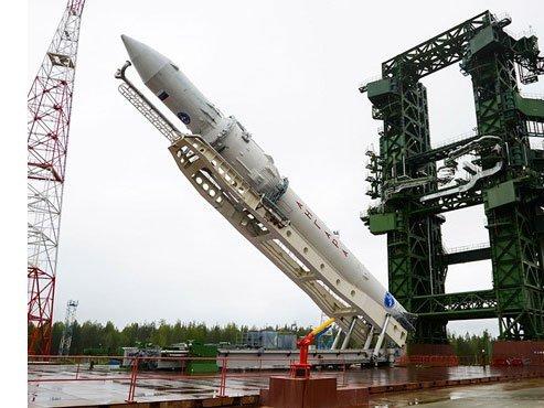 Ракету «Ангара» сделают многоразовой и снабдят крыльями
