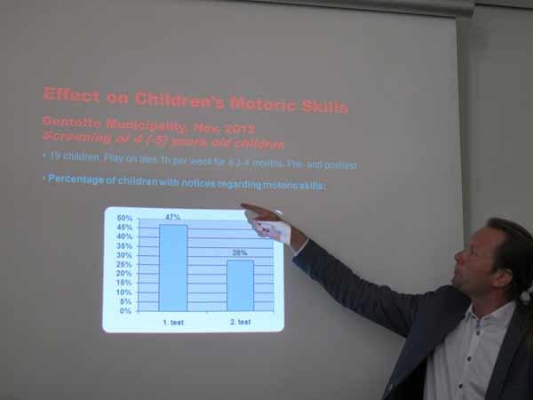 Игра с интеллектуальной системой оказывает позитивное воздействие на ребенка