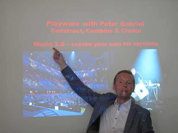Хенрик Лунд рассказывает о музыке 2.0