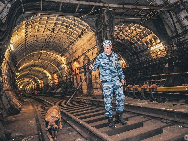 Неизвестный сказал обугрозе взрыва начетырех станция метро в столицеРФ