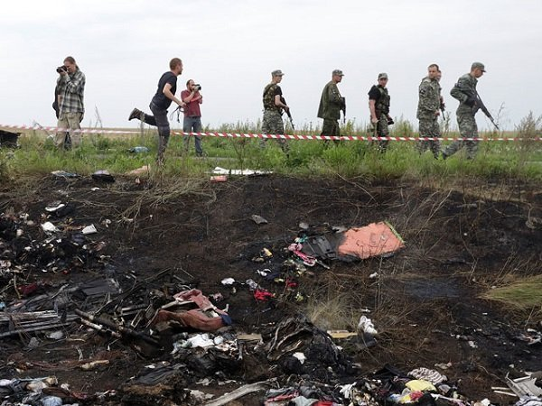 ЕСПЧ подтвердил получение иска против Российской Федерации поделу MH17