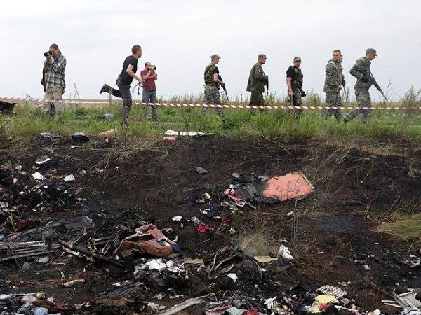 Новый отчет Bellingcat окрушении «Боинга» вДонбассе: МинобороныРФ подделало фотографии