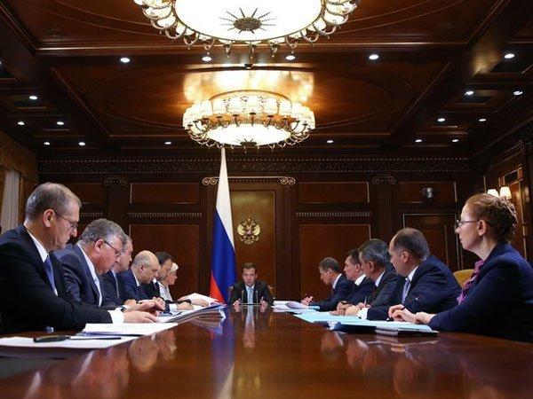Совещание о разработке ФЦП «Социально-экономическое развитие Республики Крым до 2020 года»