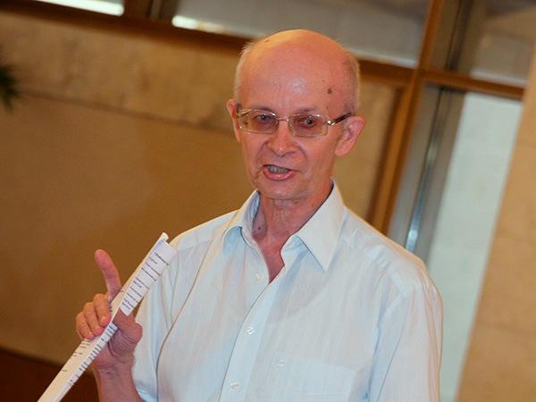 Математик Игорь Волович
