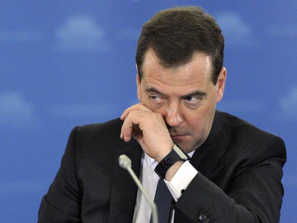 Медведев назвал допинговый скандал проявлением антироссийской политики