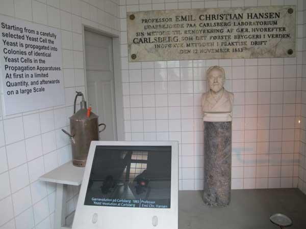 Эмиль Хансен выделил чистую культуру пивных дрожжей