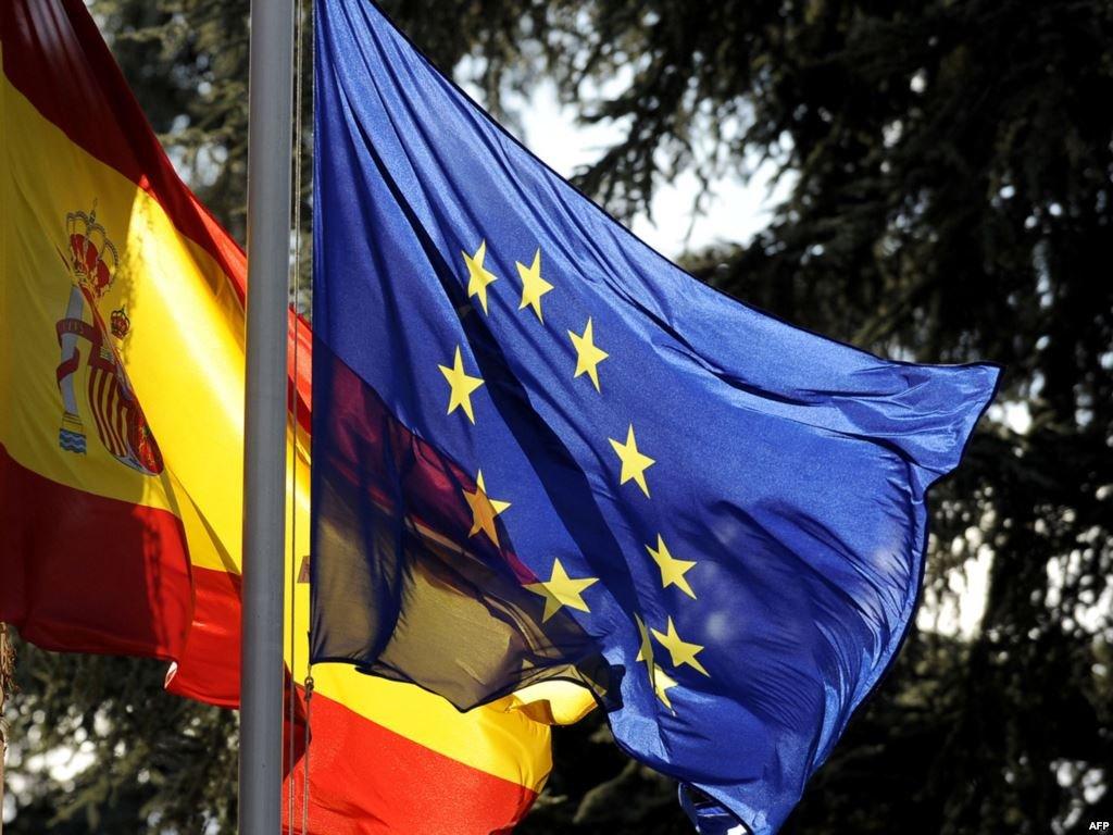 Испания в евросоюзе стоимость 5 рублей 2012 года цена