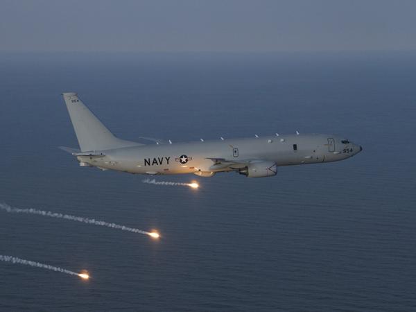 Американские самолеты провели разведку уберегов Крыма иКраснодарского края