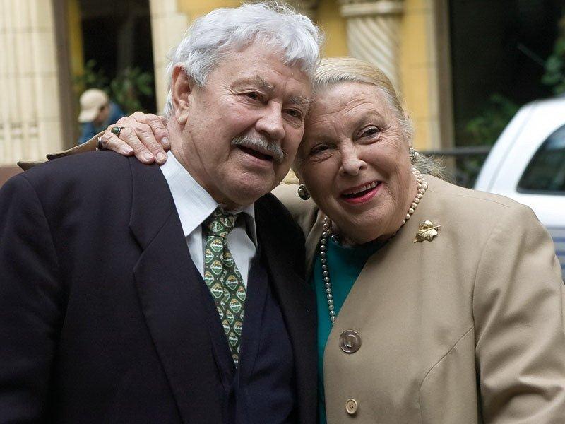 Литва обвинила советского артиста Донатаса Баниониса вработе наКГБ