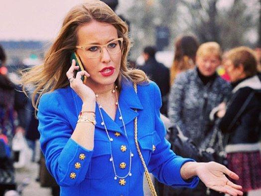 Собчак сообщила, что попопулярности опережает всех претендентов впрезиденты, кроме Владимира Путина