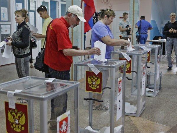 Явка навыборах в столице составила 19%
