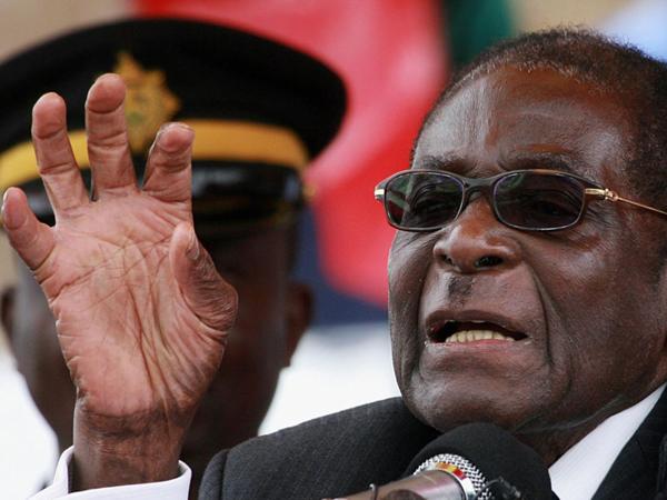 ВОЗ пересмотрит решение оназначении Роберта Мугабе послом доброй воли