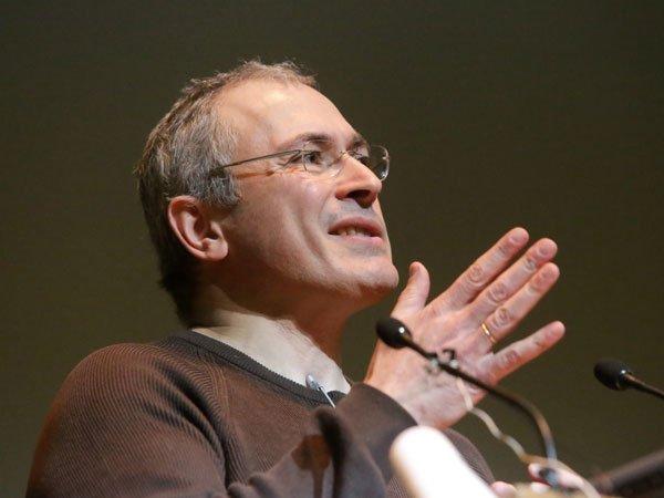 Ходорковский поведал озапуске 5-ти медиапроектов