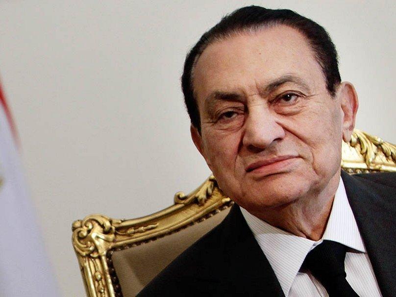 Высший суд Египта оправдал Хосни Мубарака