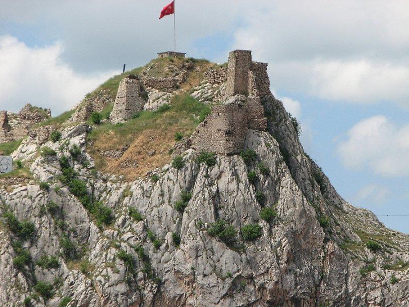 Крепость в городе Токат