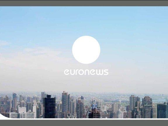 Европейский канал Euronews закончил работу вгосударстве Украина